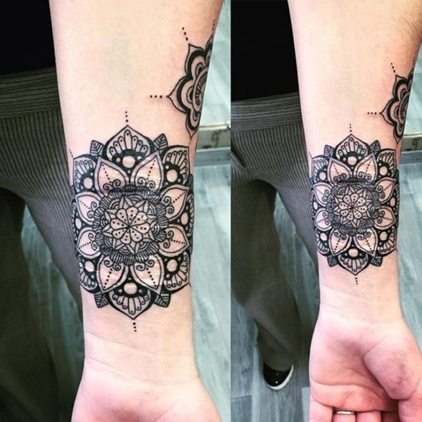 Mandala tattoo designs (59)