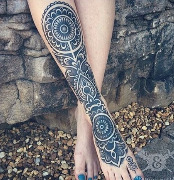 Mandala tattoo designs (75)