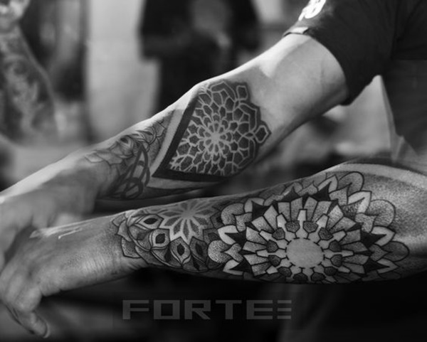Mandala tattoo designs (76)