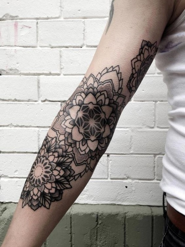Mandala tattoo designs (86)