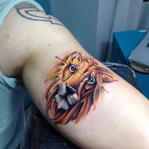 lion tattoo ideas (100)
