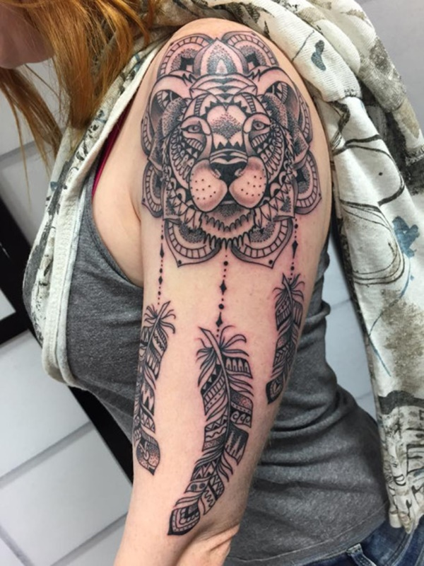 a922063980447 100 Mysterious Lion Tattoo Ideas To Ink With