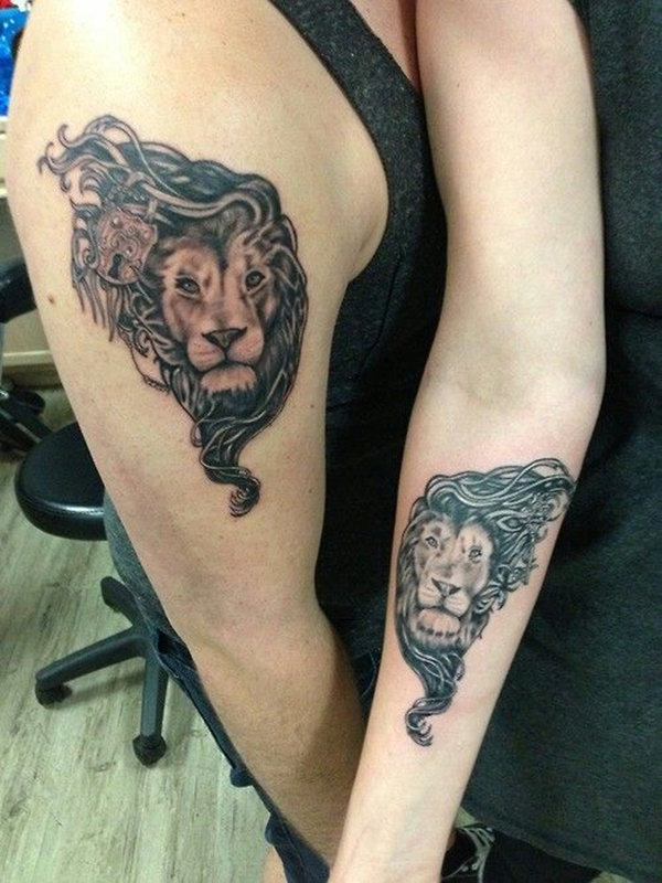 lion tattoo ideas (13)