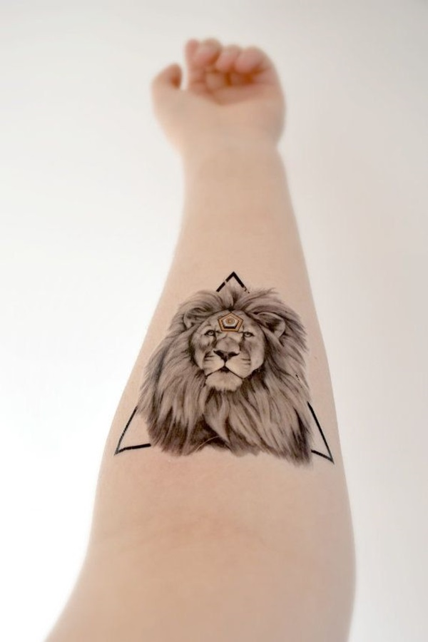 lion tattoo ideas (14)