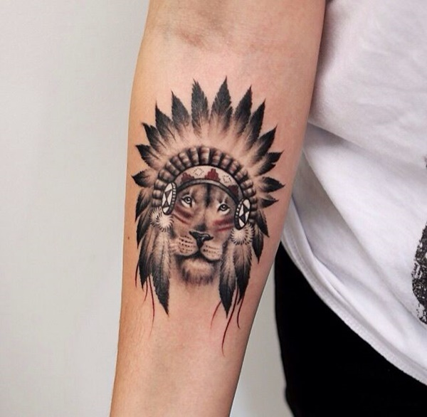 lion tattoo ideas (15)