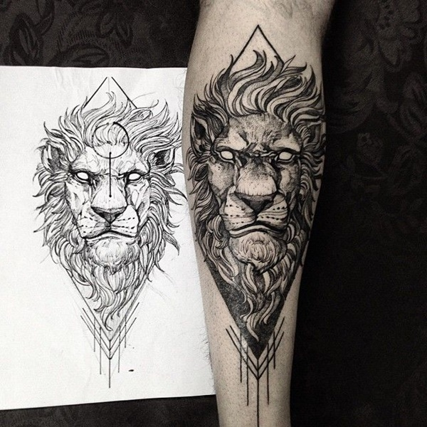 lion tattoo ideas (2)