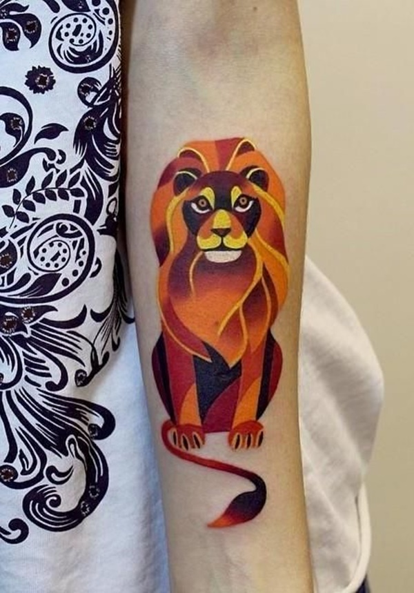 lion tattoo ideas (30)
