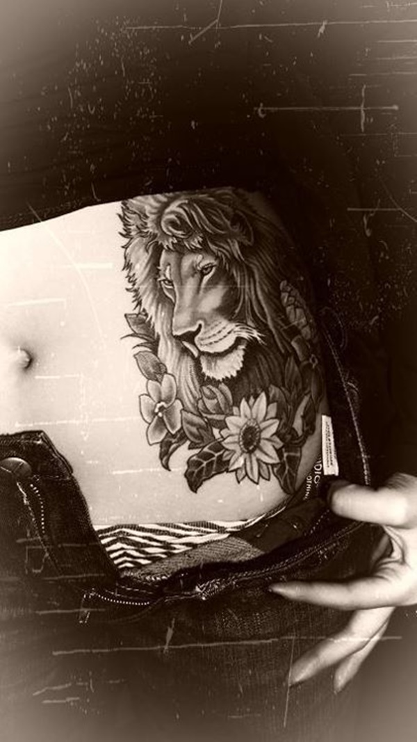 lion tattoo ideas (33)