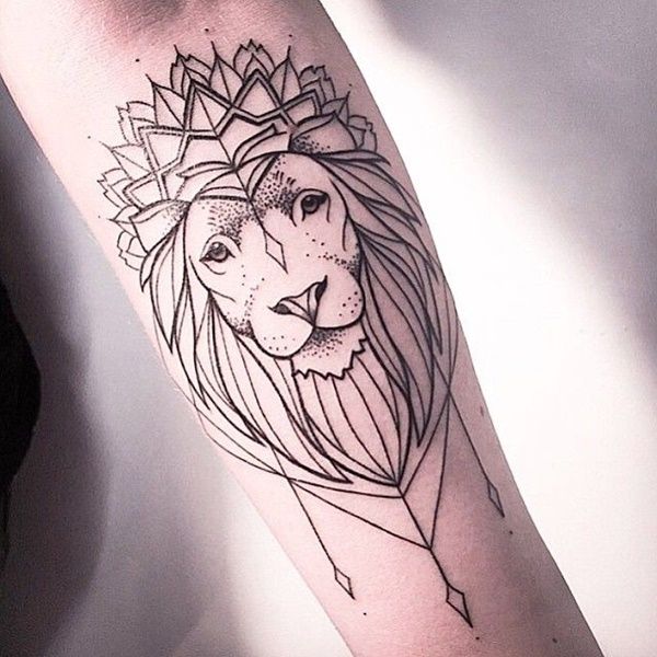 lion tattoo ideas (38)