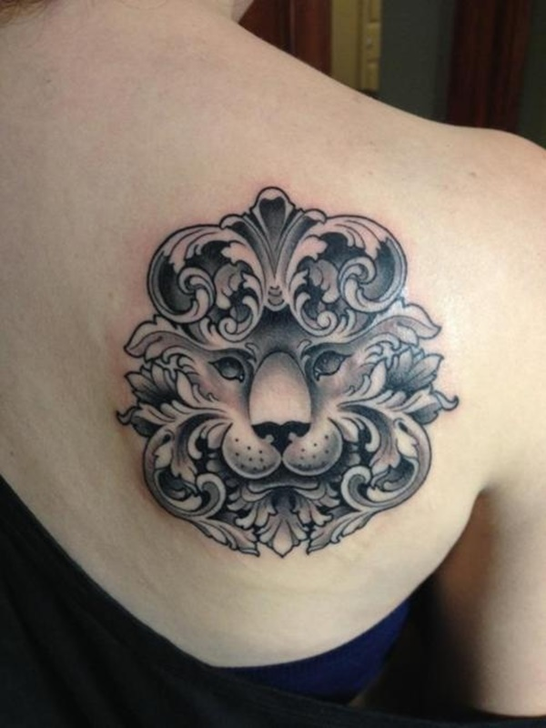 lion tattoo ideas (45)