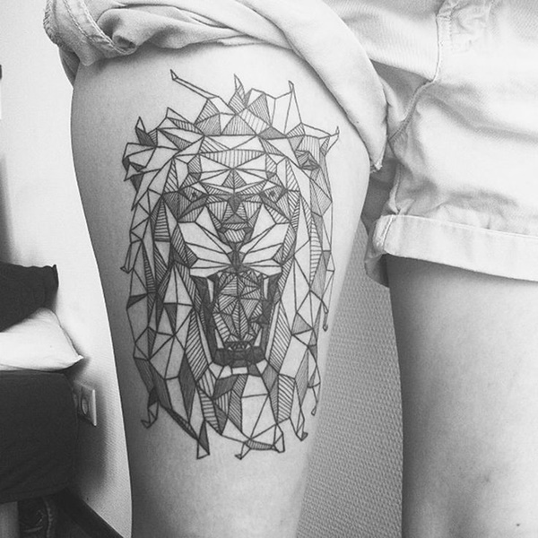 lion tattoo ideas (62)