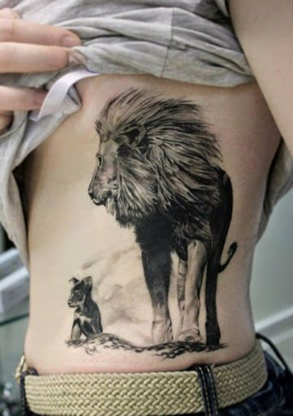 lion tattoo ideas (75)