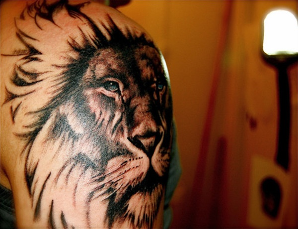 lion tattoo ideas (79)