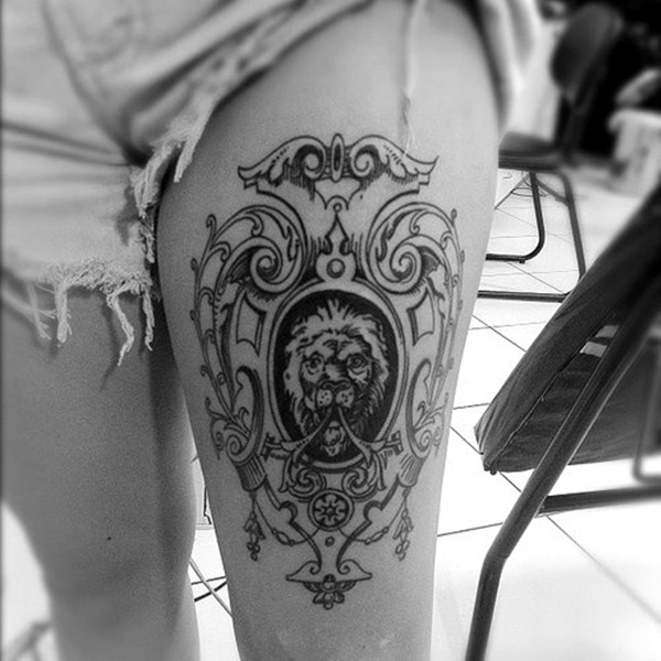 lion tattoo ideas (81)