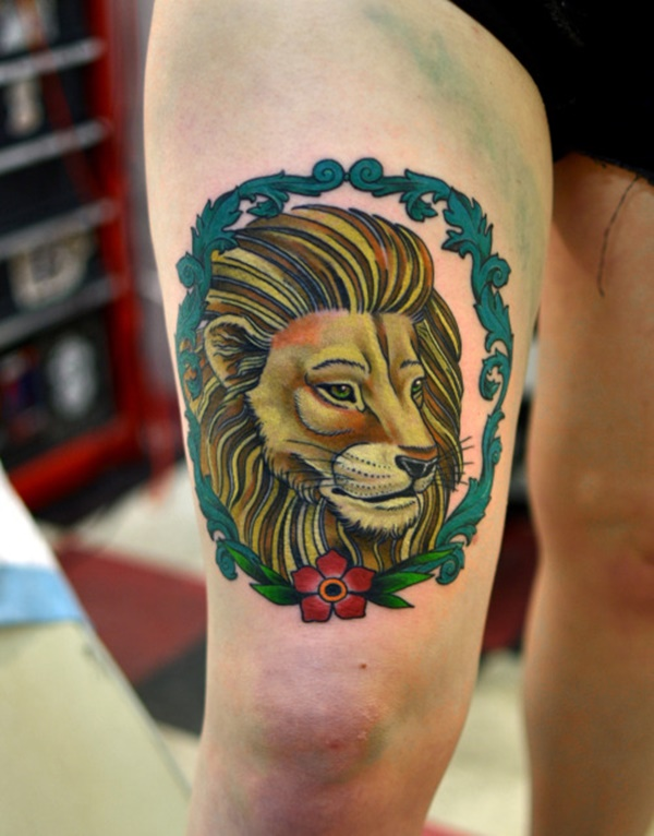 lion tattoo ideas (84)
