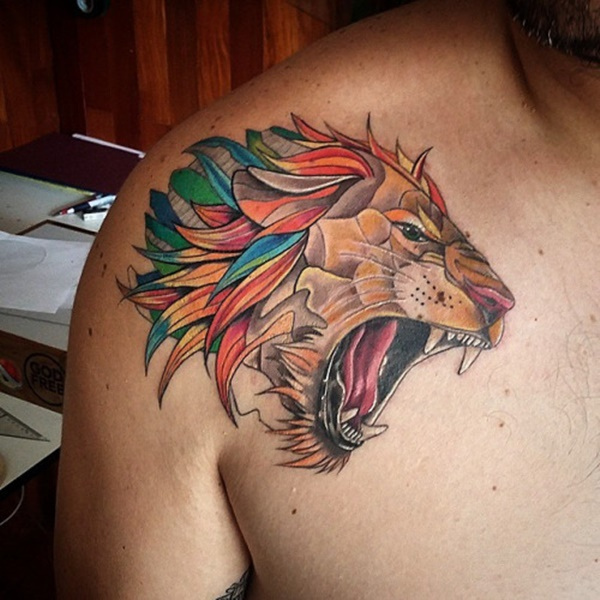 100 Mysterious Lion Tattoo Ideas To Ink With