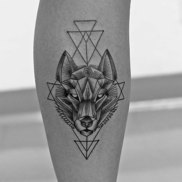 calf tattoo designs (105)