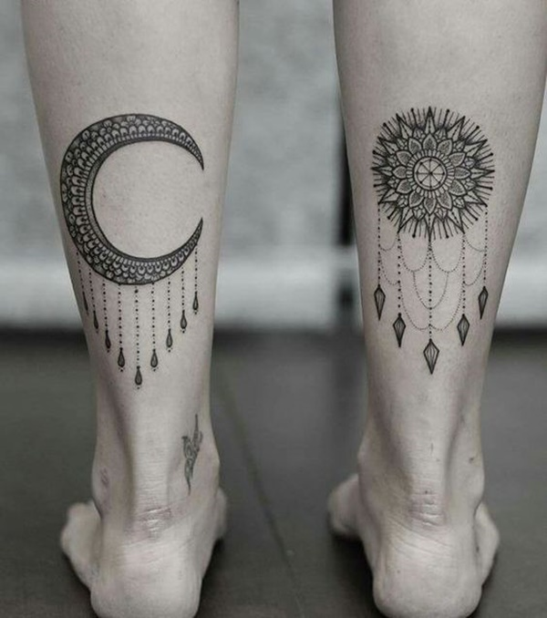 calf tattoo designs (107)