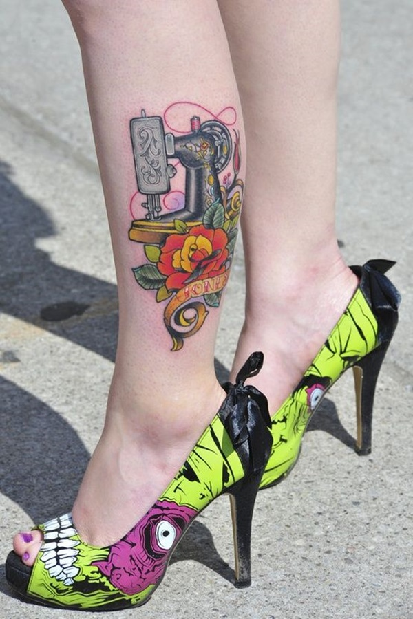 calf tattoo designs (44)