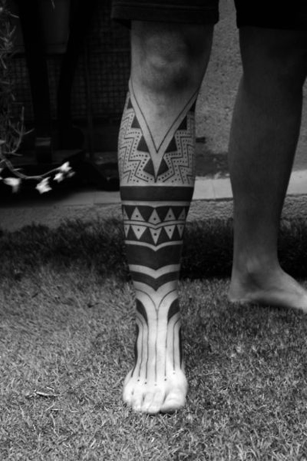 calf tattoo designs (47)