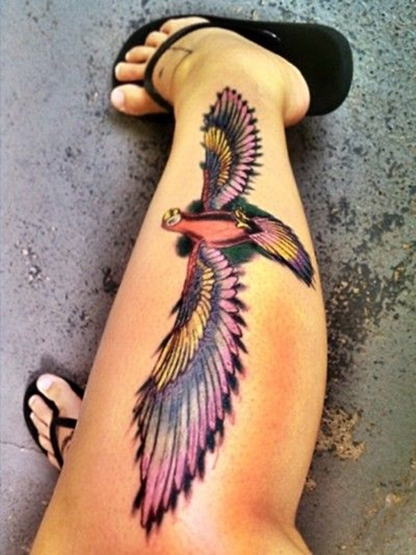 calf tattoo designs (52)