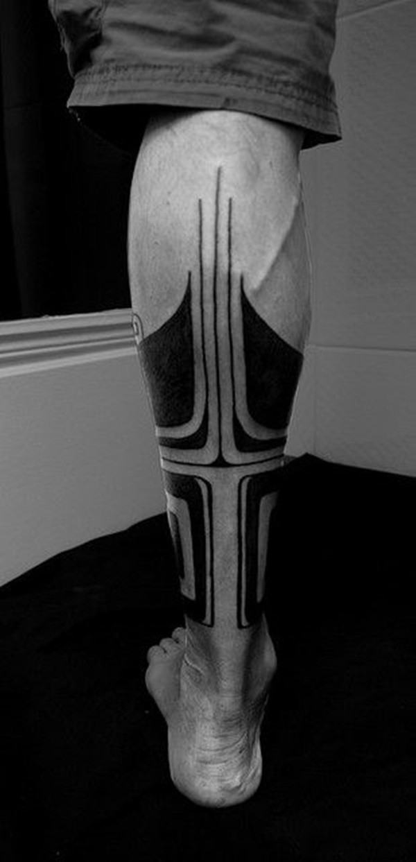 calf tattoo designs (67)
