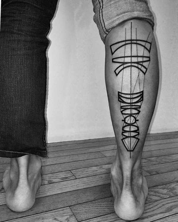 99 leg tattoo designs to help you get a leg up on your next piece. Black Bedroom Furniture Sets. Home Design Ideas