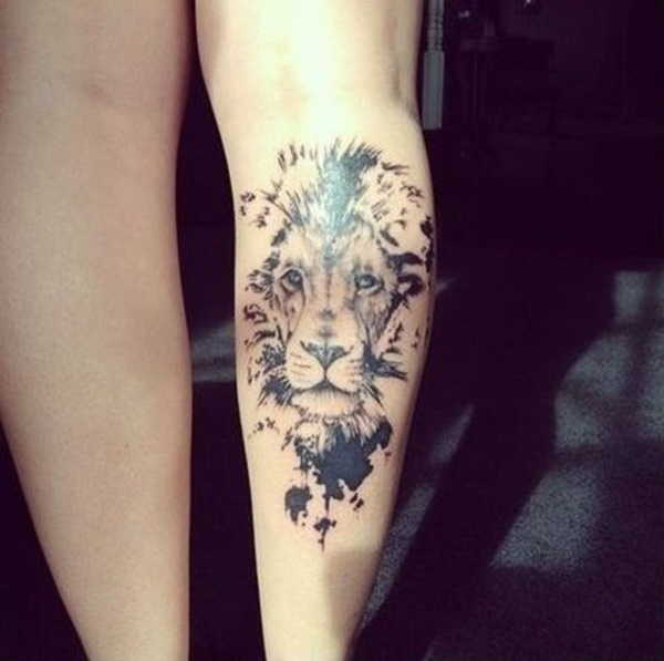 calf tattoo designs (74)