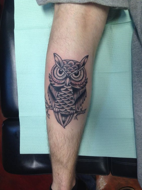 calf tattoo designs (85)