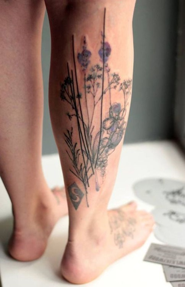 calf tattoo designs (95)