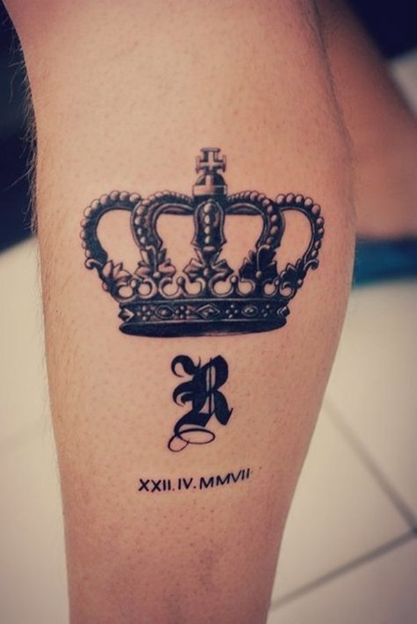 crown tattoo designs (17)