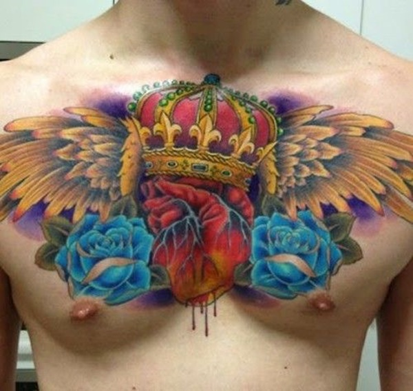 crown tattoo designs (5)