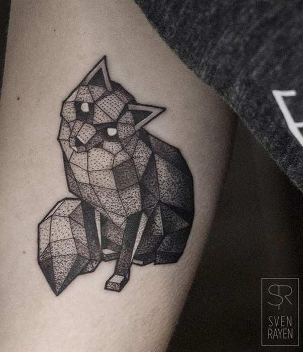 dotwork tattoo ideas (51)