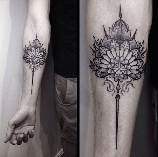 dotwork tattoo ideas (54)