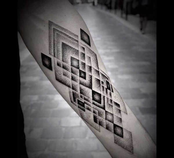 dotwork tattoo ideas (69)