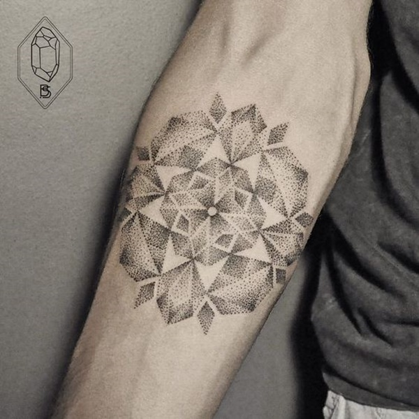 dotwork tattoo ideas (79)