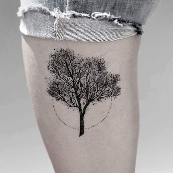 dotwork tattoo ideas (90)