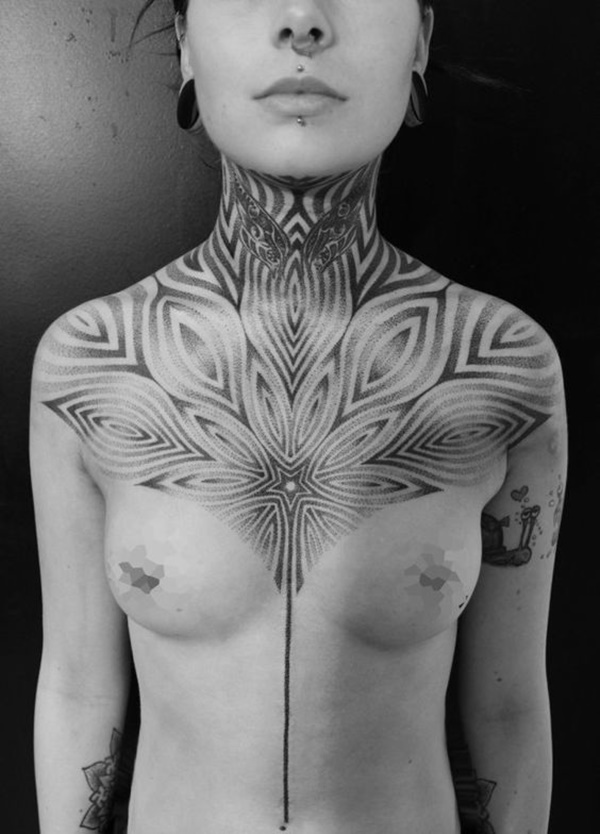 dotwork tattoo ideas (97)