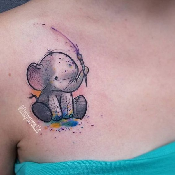 101 elephant tattoo designs that you 39 ll never forget