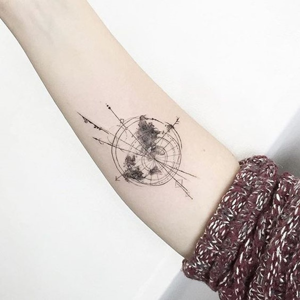 map tattoo designs (12)