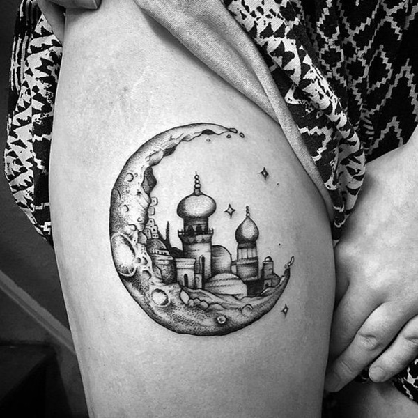 moon tattoo designs (13)