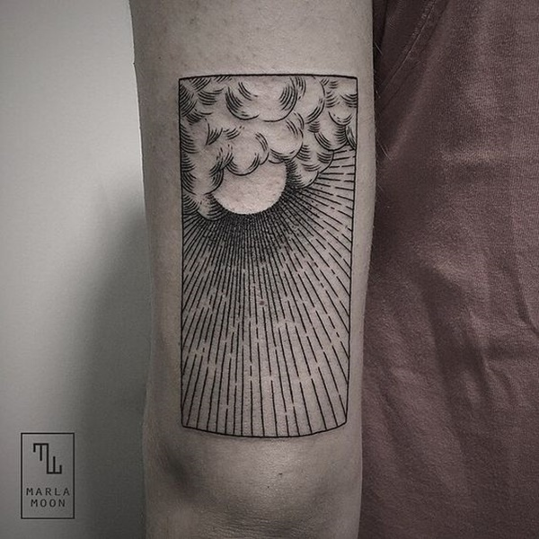 moon tattoo designs (30)