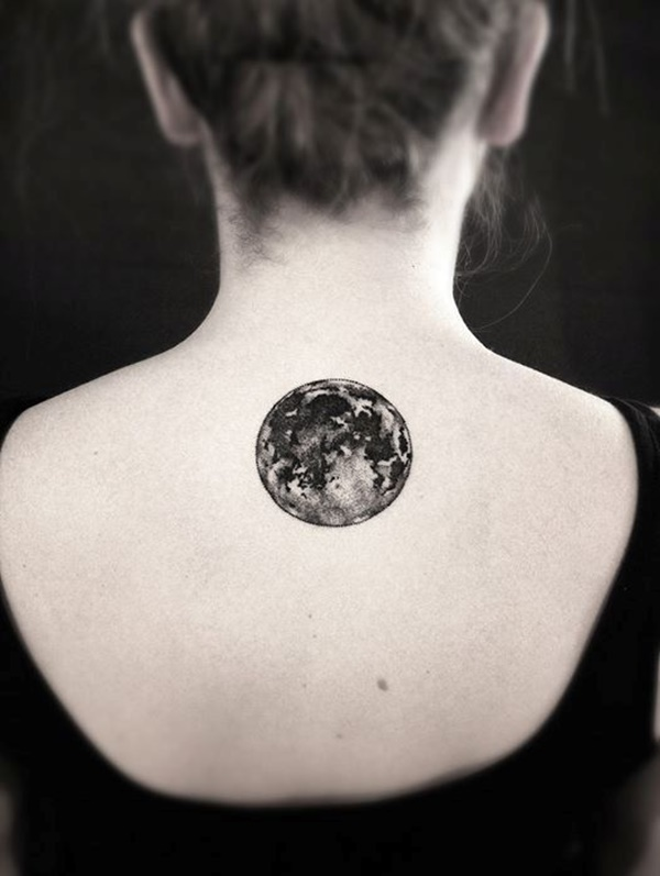 Tattoo Stencils Printable Moon: 99 Moon Tattoos That Will Illuminate Your Imagination