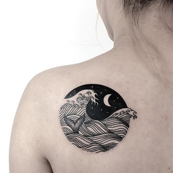 moon tattoo designs (50)