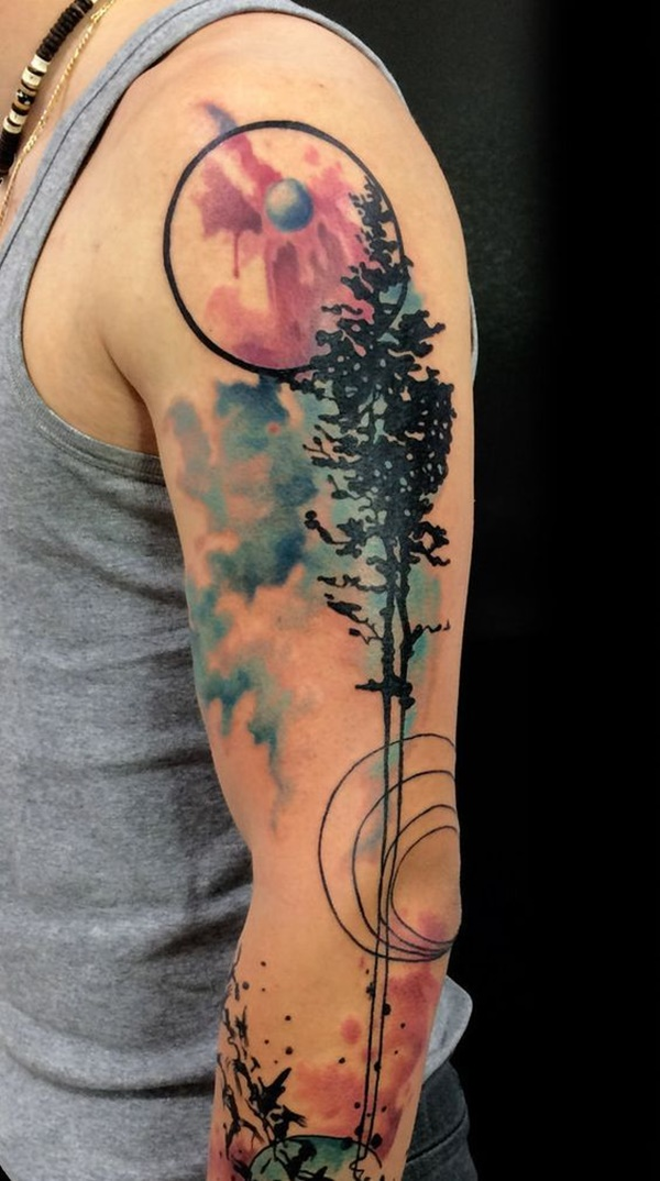 water color tattoo designs (129)