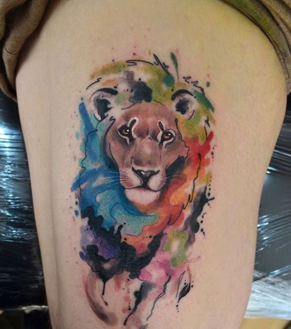 water color tattoo designs (26)