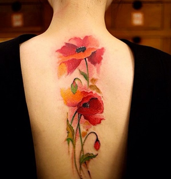 water color tattoo designs (62)