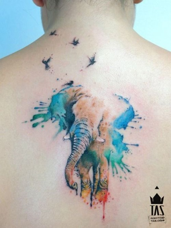 water color tattoo designs (65)
