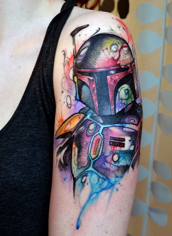 water color tattoo designs (9)