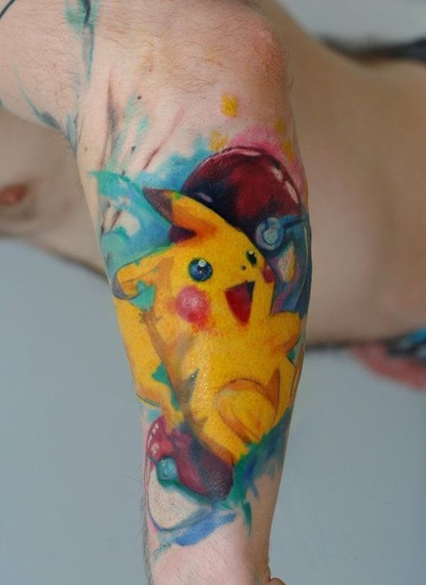 water color tattoo designs (99)